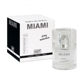Женские духи с феромонами Miami Sexy Woman - 30 мл.